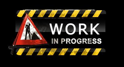 work-in-progress